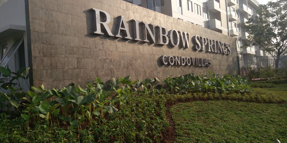 Other Projects Summarecon Serpong: Rainbow Springs (Main Gate) 2 1